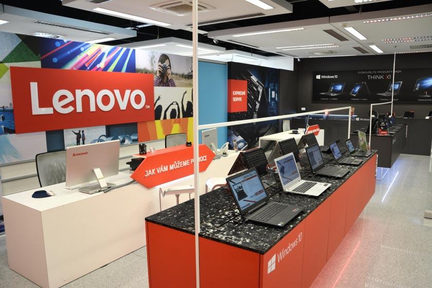 marca de portatiles Lenovo