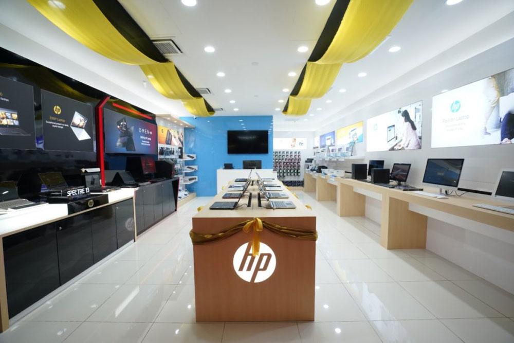 marca de portatiles HP