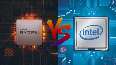 Cuál es mejor procesador, AMD o Intel?