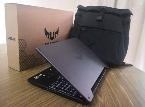 portatil gaming asus