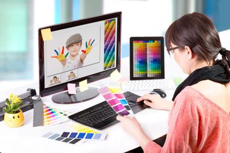 portátiles para diseño gráfico