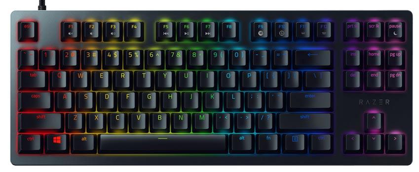 Mejor teclado gamer