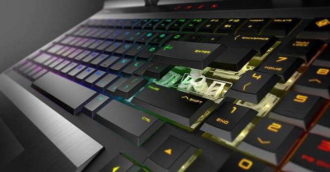 Tipos de teclados gaming membrana